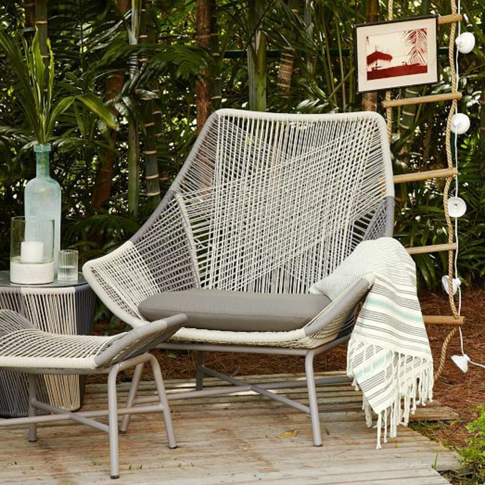 loungemöbel –für-balkongrau