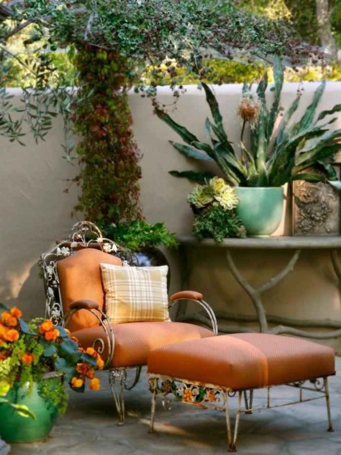 loungemöbel -für-balkon-antik-orange