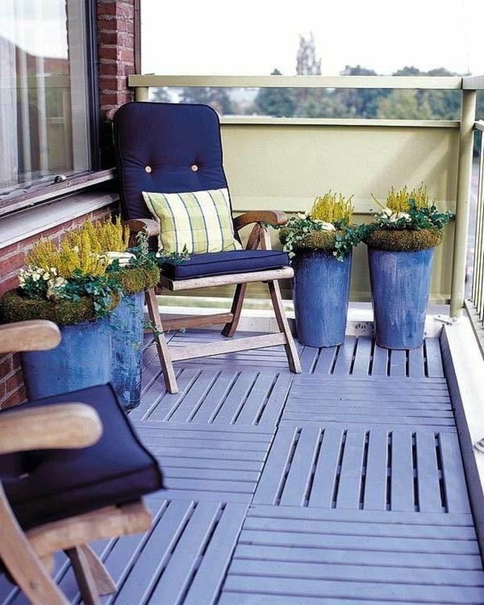 loungemöbel -für-balkon-blau