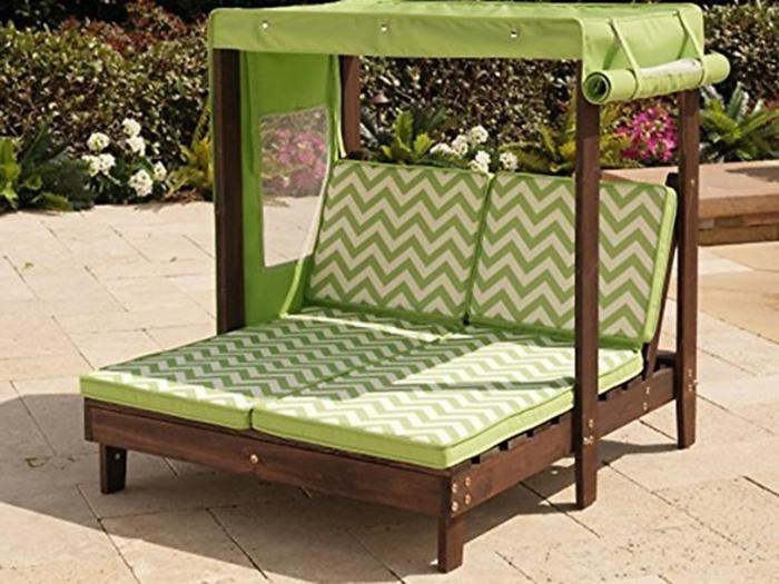 loungemöbel -für-balkon-grün