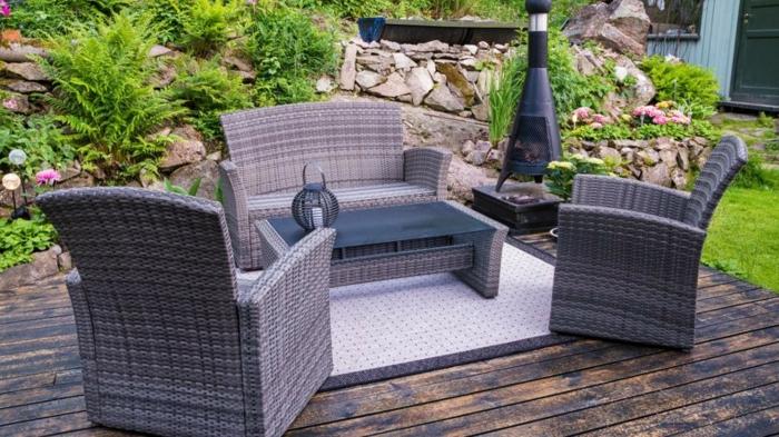 Porta Neuwied Gartenmobel :  ist was für ein Möbelstück man in einen kleinen Balkon braucht