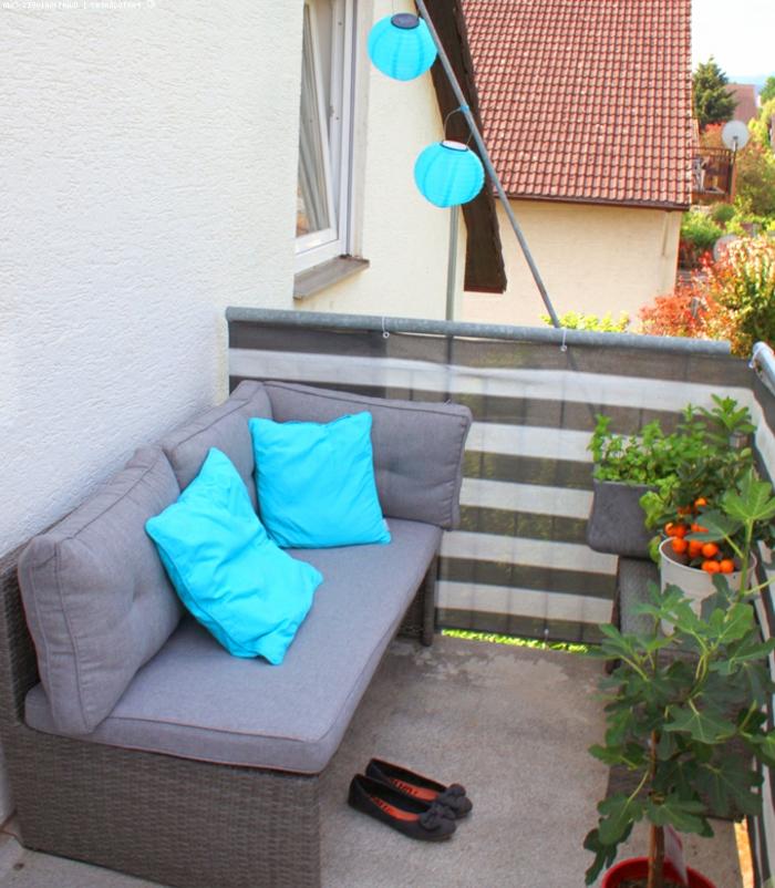 Loungemöbel für Balkon: einige tolle Vorschläge! - Archzine.net