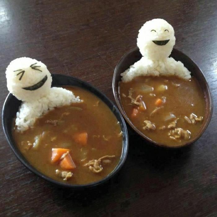 lustiges-Essen-kreative-Idee-Kindergeburtstag