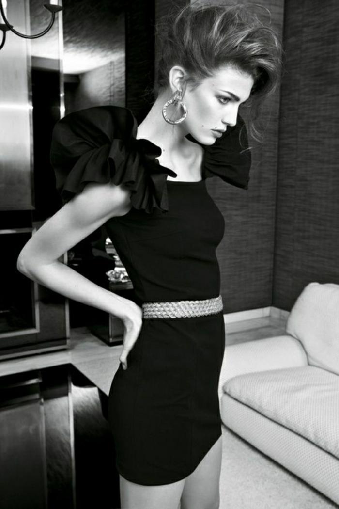 luxus-abendkleider-foto-in-weiß-und-schwarz