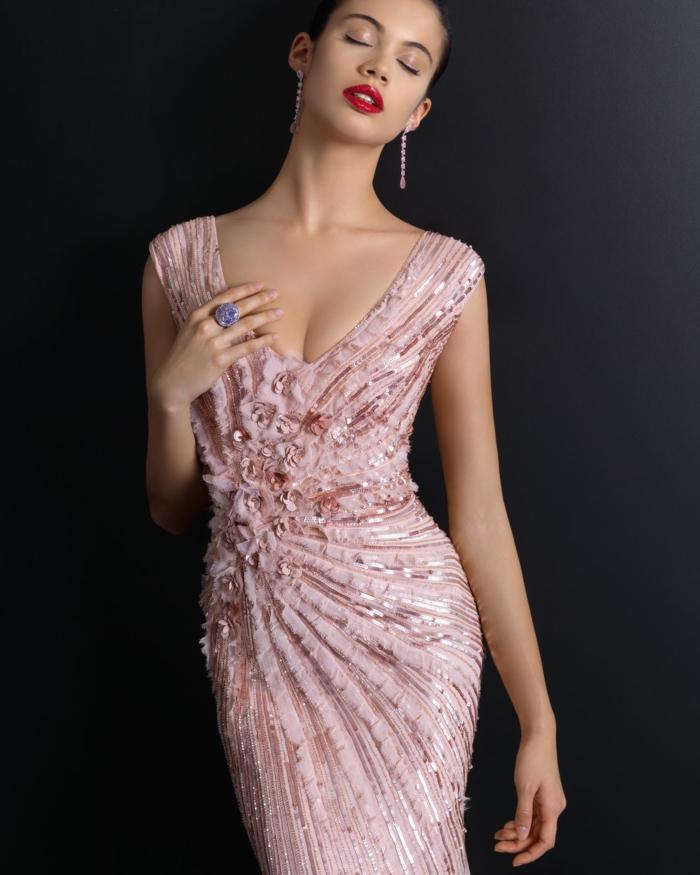 luxus-abendkleider-rosige-gestaltung