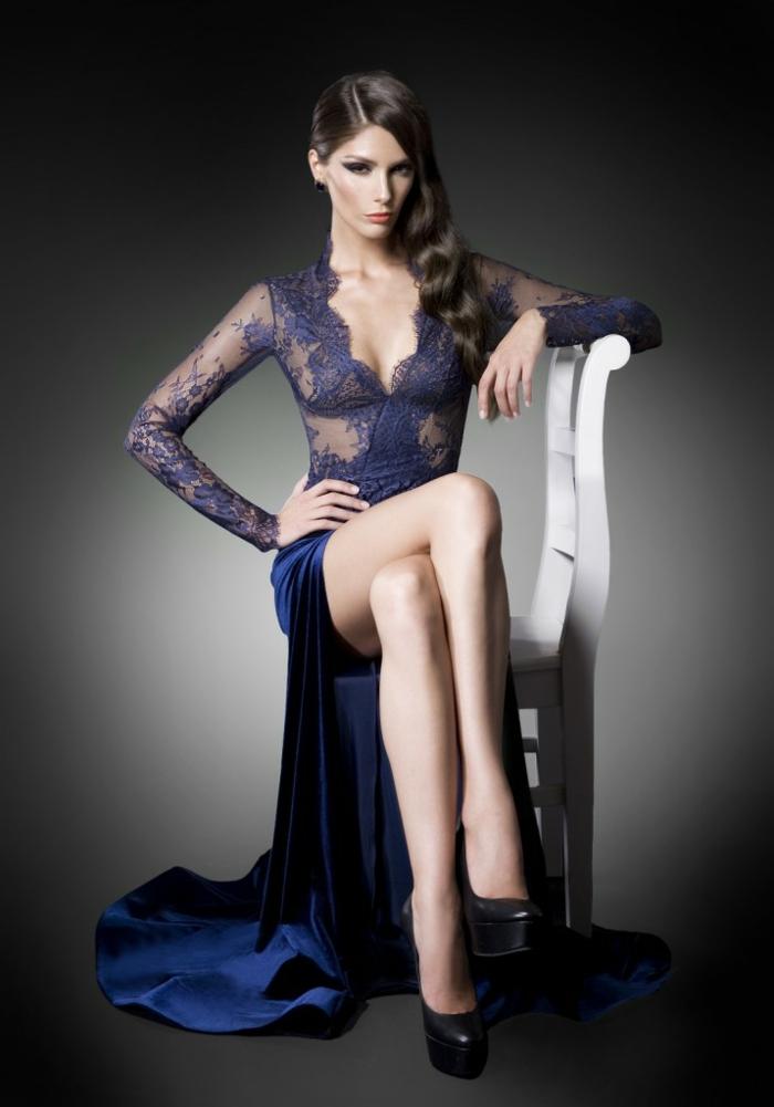 luxus-abendkleider-wunderschöne-dame