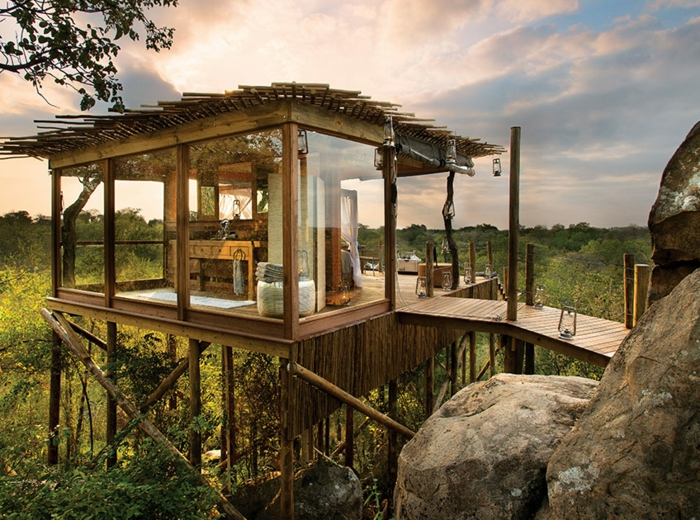 luxus-baumhaus-toll-gestaltet