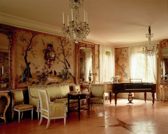 luxus-tapeten-barock-ambiente