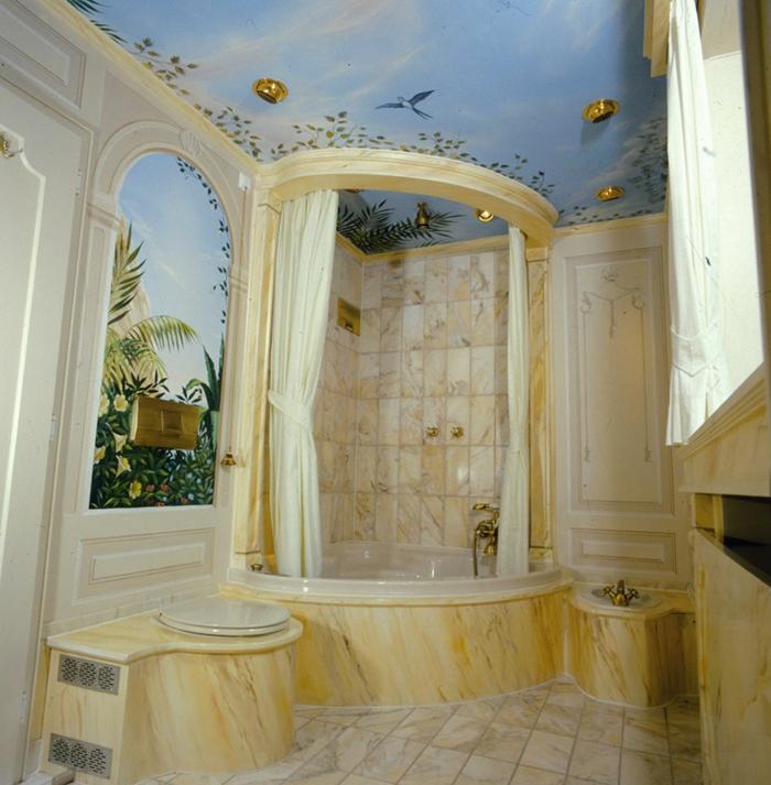 Luxus Schlafzimmer Tapeten : Luxus Tapeten: 36 einmalige Designs!