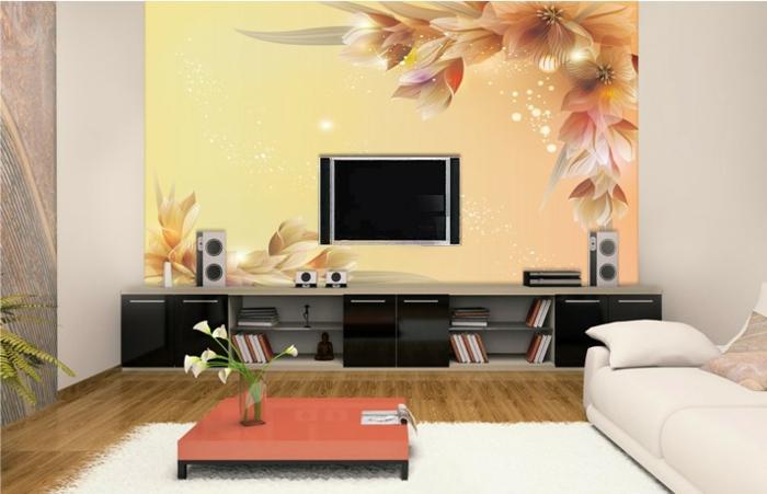 Hervorragend Luxus Tapeten: 36 Einmalige Designs!