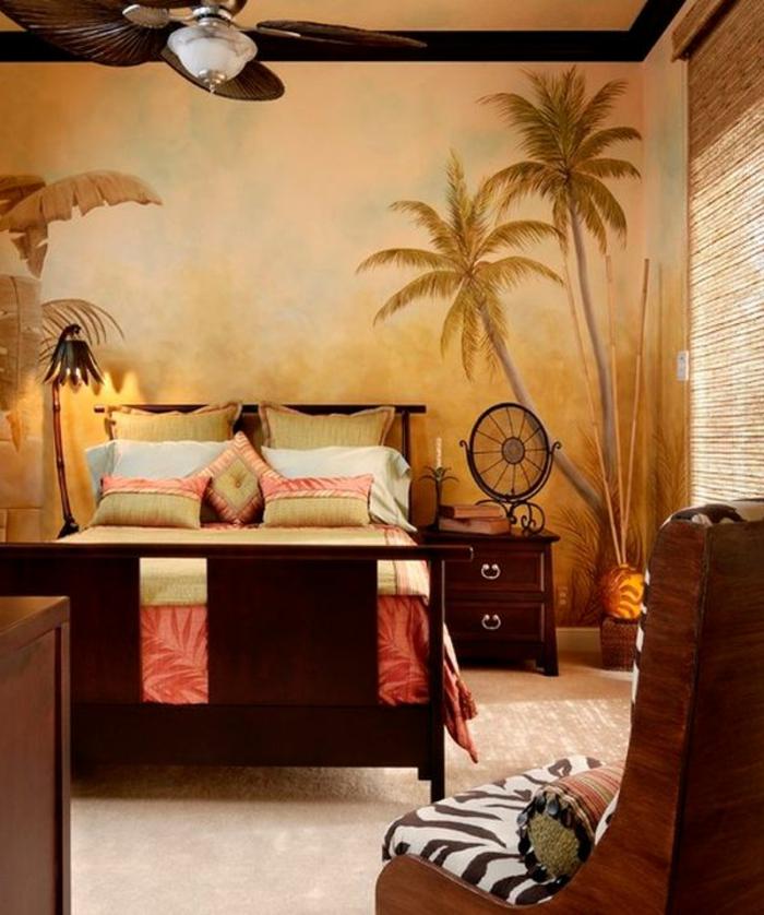 luxus-tapeten-palmen