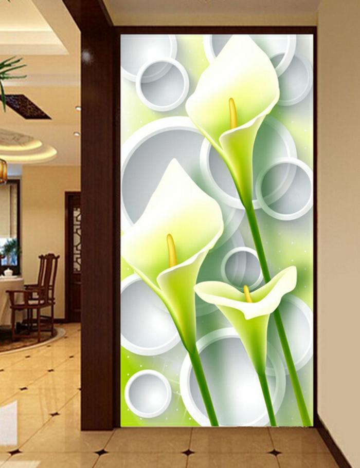 luxus-tapeten-super-tolle-ausstattung-grüne-akzente