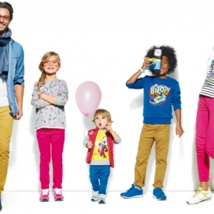 Mama, Papa und Kind kleiden sich kreativ und modern!