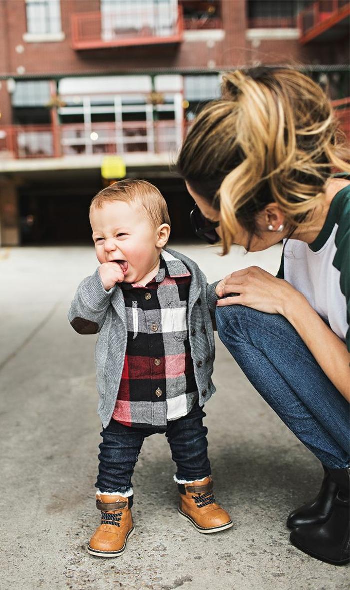 Mama, Papa und Kind kleiden sich kreativ und modern! - Archzine.net