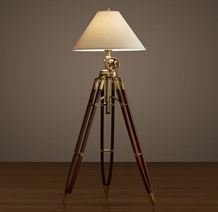 retro-lampen-stehlampe-in-weiß