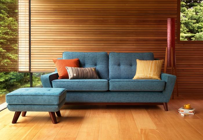 retro m bel f r eine bezaubernde gestaltung. Black Bedroom Furniture Sets. Home Design Ideas