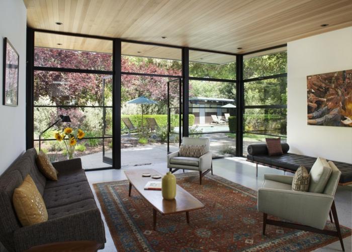 design : retro möbel wohnzimmer ~ inspirierende bilder von ...