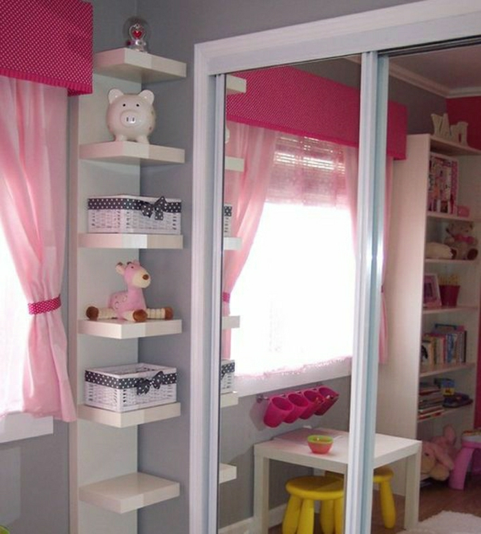 fenster gardinen fur kinderzimmer verschiedene ideen f r die raumgestaltung. Black Bedroom Furniture Sets. Home Design Ideas