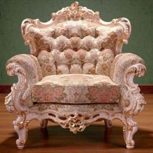 Der Barock Sessel - 35 schöne Ideen