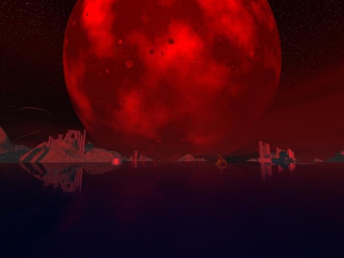 rote-sonne-sehr-groß-aussehen