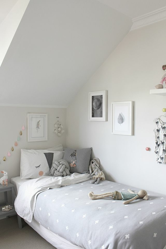 52 tolle vorschl ge f r schlafzimmer in grau. Black Bedroom Furniture Sets. Home Design Ideas