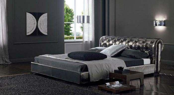52 tolle Vorschläge für Schlafzimmer in Grau! - Archzine.net
