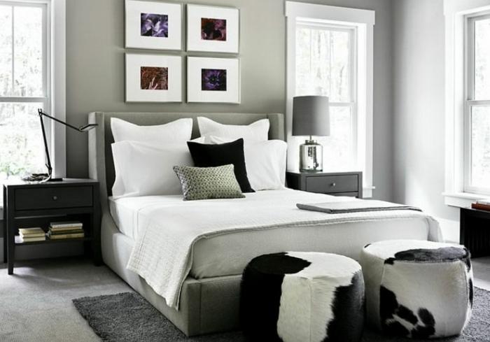schlafzimmer schwarz turkis ~ ideen für die innenarchitektur ihres ... - Schlafzimmer Schwarz Turkis