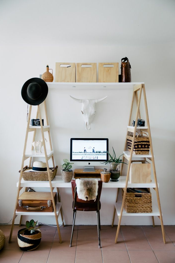 Schreibtisch ideen kreativ for Schreibtisch net