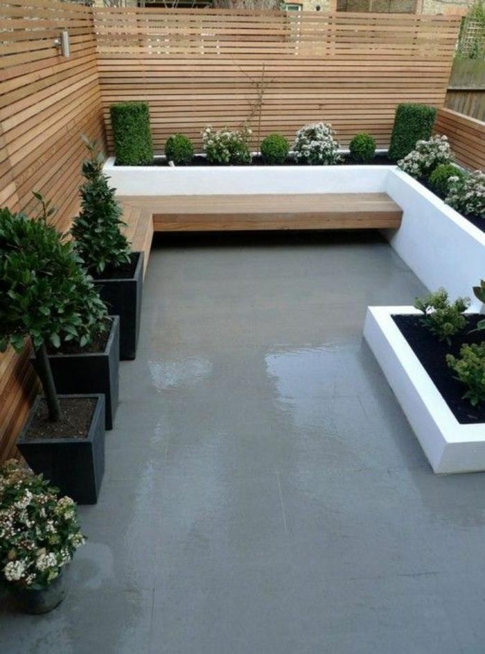 1001 Moderne Und Stilvolle Sichtschutz Ideen Fur Garten
