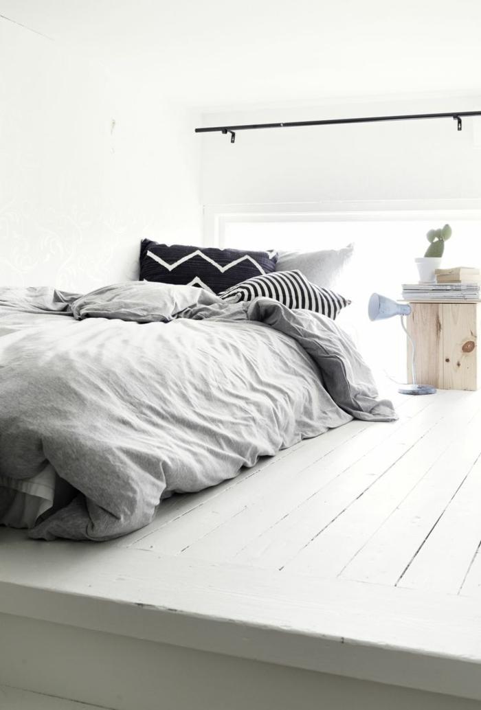 Skandinavisch Schlafzimmer