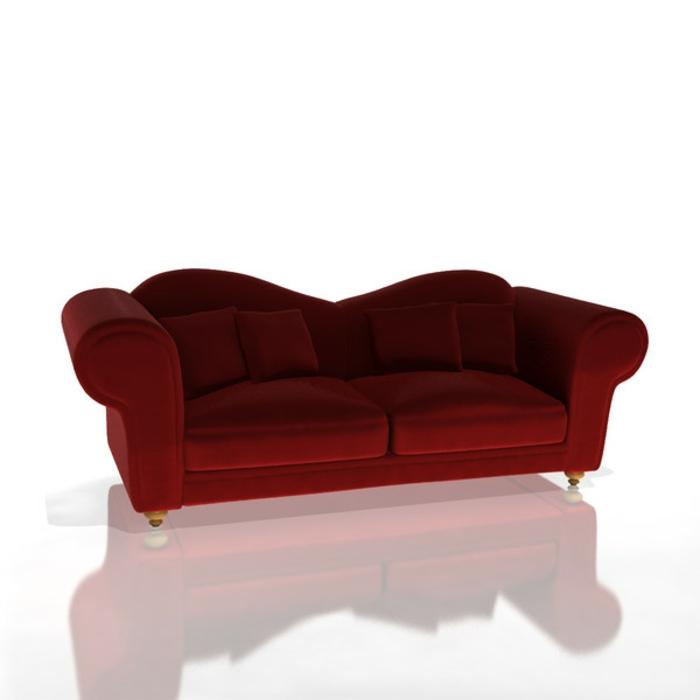 sofa-aus-samt-hintergrund-weiß