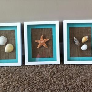 Einige kreative Beispiele für Strand Deko!