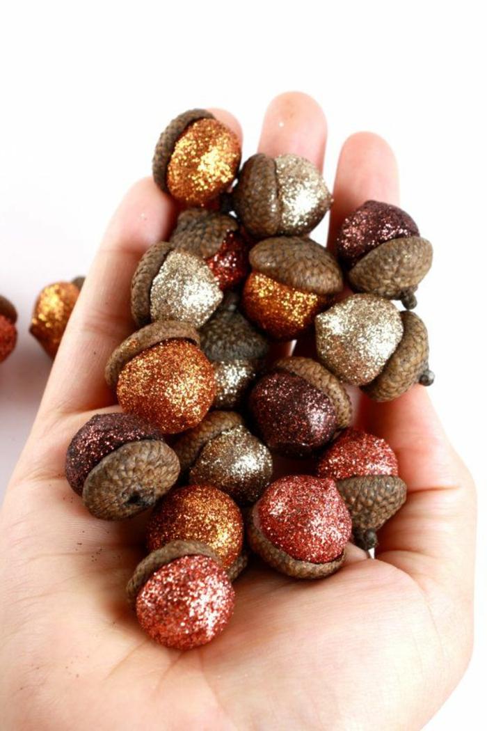 Tischdeko Weihnachten Naturmaterialien Basteln Mit Naturmaterialien
