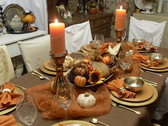 40 Tolle Varianten F 252 R Tischdeko Im Herbst