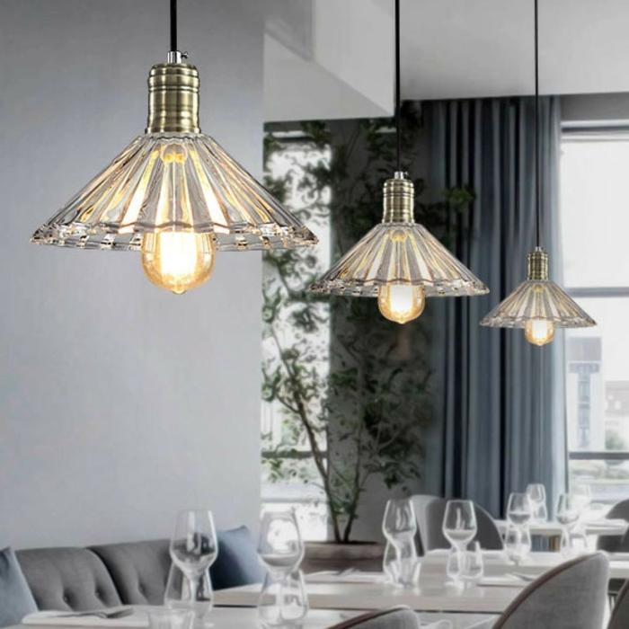 Tolle designs von h ngeleuchten f r esszimmer - Lampen fur esszimmertisch ...