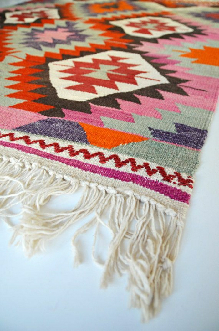 vintage-Teppiche-türkischer-Stil