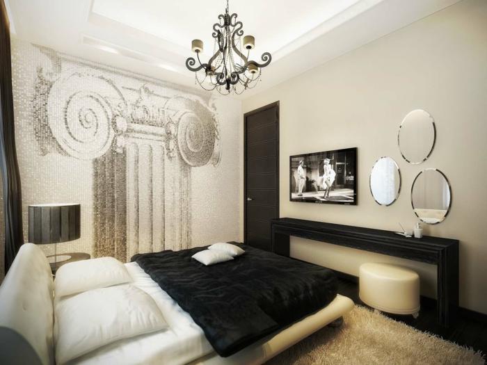 70 coole Bilder von vintage Schlafzimmer! - Archzine.net