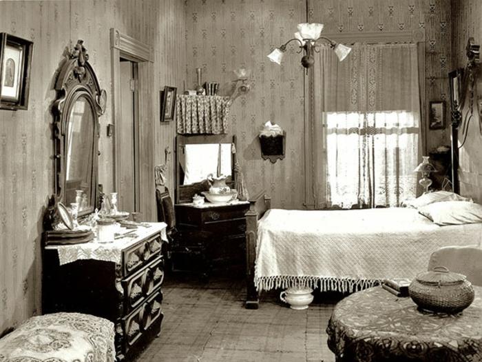70 Coole Bilder Von Vintage Schlafzimmer! - Archzine.net Schlafzimmer Vintage