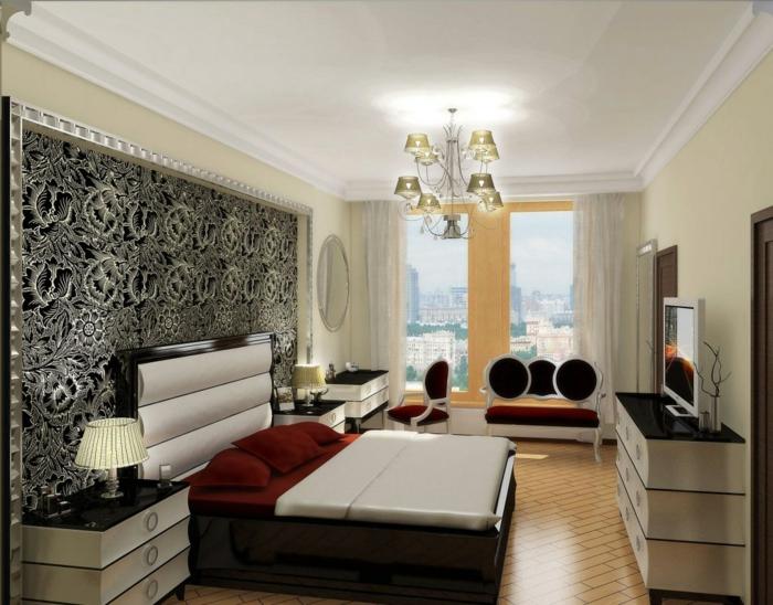 70 coole bilder von vintage schlafzimmer for Mobili vintage economici