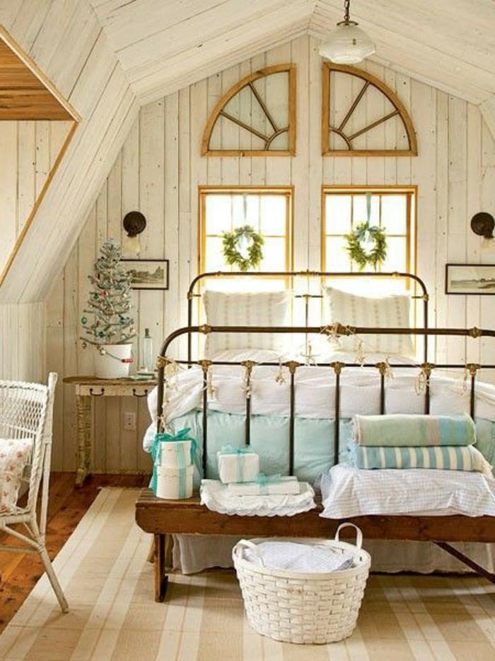 Images Of Large Spacious White Farmhouse Kitchen