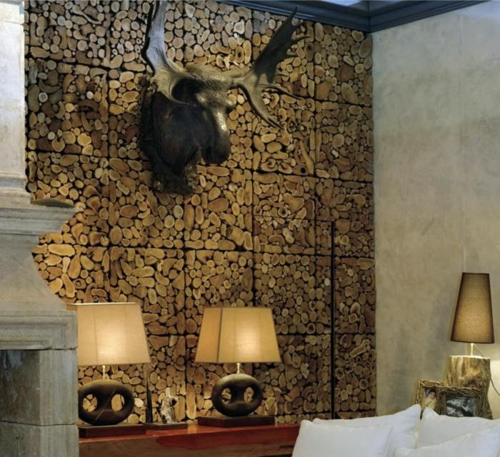 43 super designs von wandpaneel aus holz. Black Bedroom Furniture Sets. Home Design Ideas