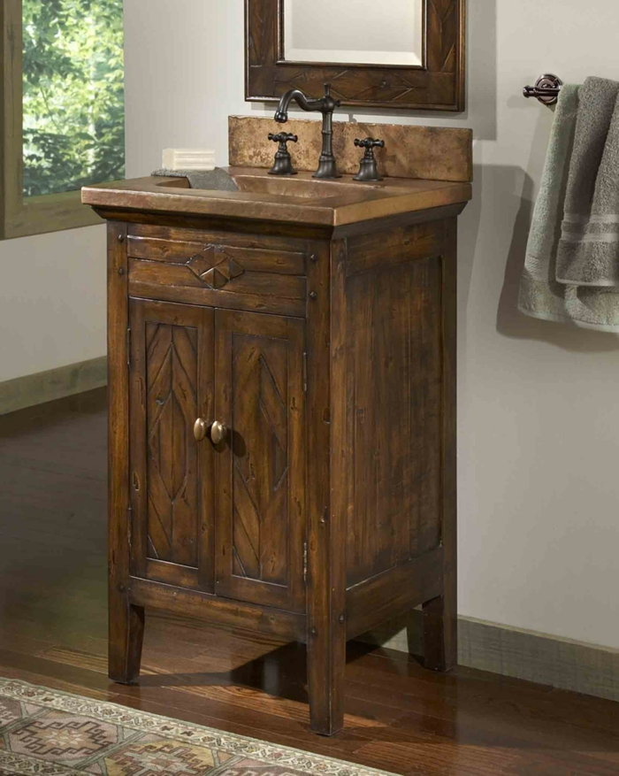 Waschtischunterschrank holz antik  Waschtisch Antik. Cool Einzigartig Waschtisch Antik Land Liebe ...