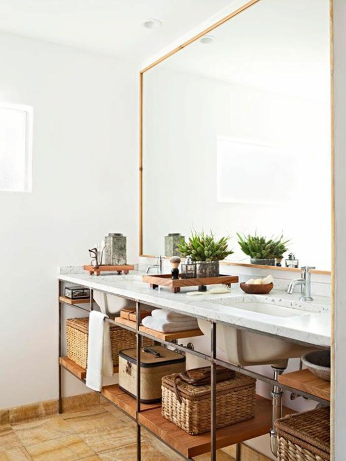70 einmalige modelle von waschtisch aus holz. Black Bedroom Furniture Sets. Home Design Ideas