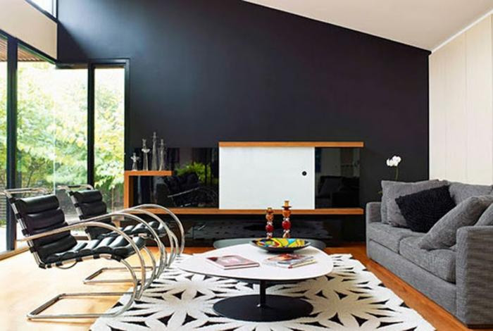 wohnzimmer-in-schwarz-cooles-aussehen