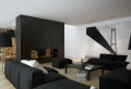 Wohnzimmer in Schwarz: 25 Interieurs