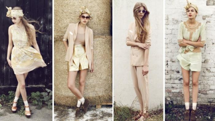 70er Mode Inspiration Fur Die Damen Archzine Net