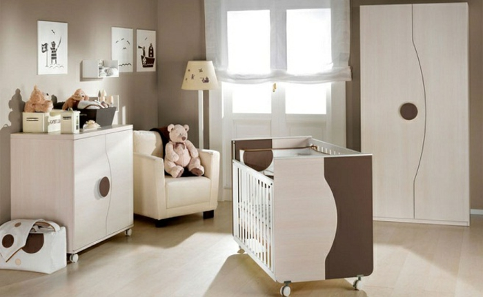 m bel m bel braun babyzimmer m bel braun babyzimmer at. Black Bedroom Furniture Sets. Home Design Ideas