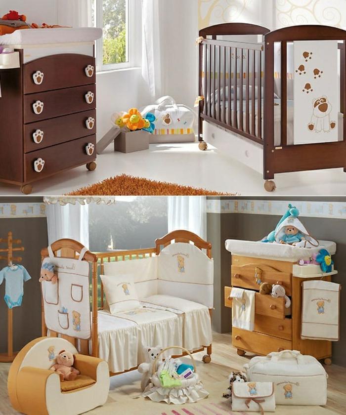 niedliche designs f r babyzimmer set. Black Bedroom Furniture Sets. Home Design Ideas