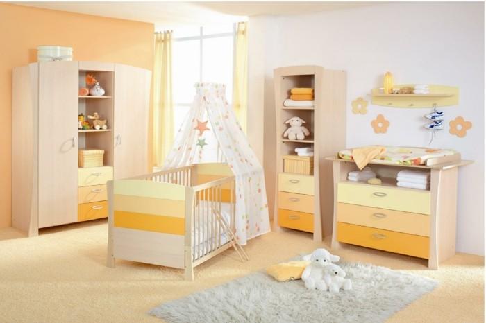 Teppich Fur Babyzimmer ~ Niedliche designs für babyzimmer set archzine.net