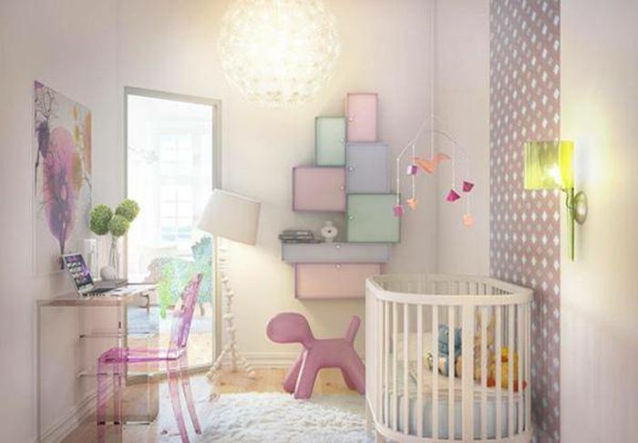 Niedliche Designs für Babyzimmer Set - Archzine.net | {Kleines babyzimmer 11}